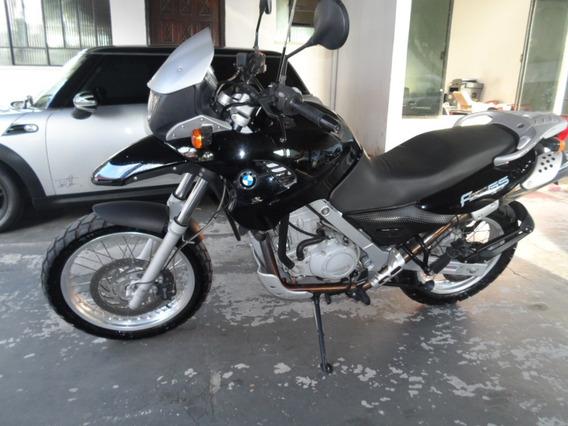 Bmw / F 650 Gs 2004 Preta
