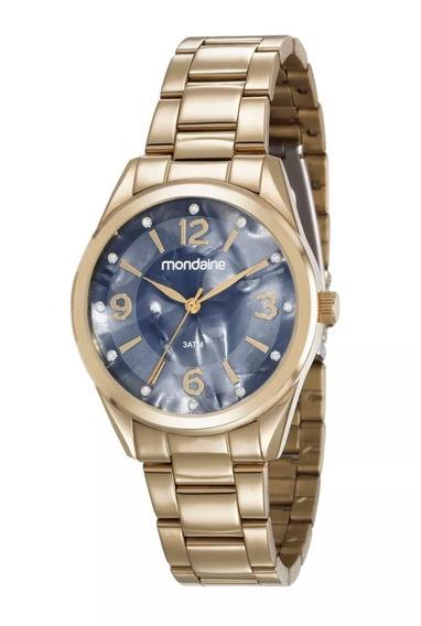 Relógio De Pulso Feminino Mondaine 83386lpmvde2