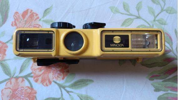 Máquina Fotográfica Minolta Watermatic #160