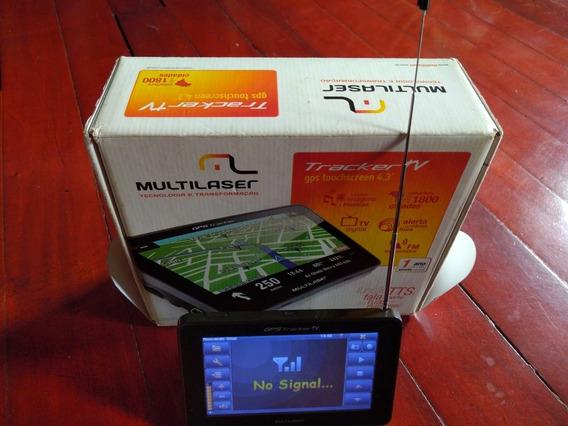 Gps Multilaser Com Tv Digital