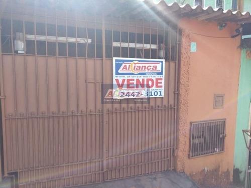 Casa Residencial À Venda, Vila Rosália, Guarulhos - Ca1164. - Ai7775