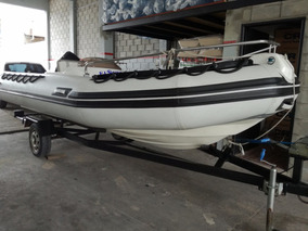 Semirrigido Viking 520 Impecable Con Trailer!!