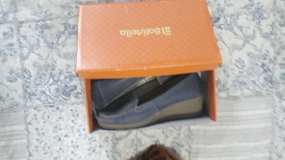 Zapatos De Mujer Taco Chino!