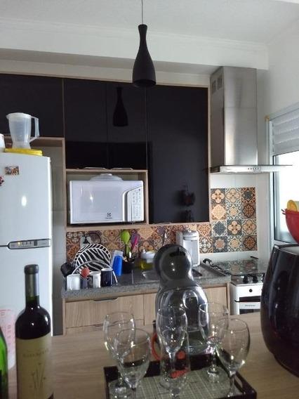 Apartamento Em Areia Branca, Santos/sp De 53m² 2 Quartos À Venda Por R$ 265.000,00 - Ap275351