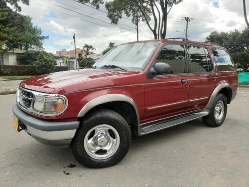 Ford Explorer 4x4 Xlt Aut