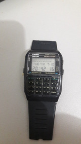 Relogio Casio Data Bank Dbc-62