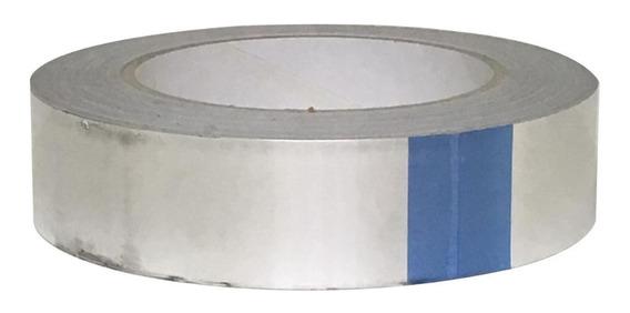 Fita Adesiva Térmica Alumínio 30mm X 40m