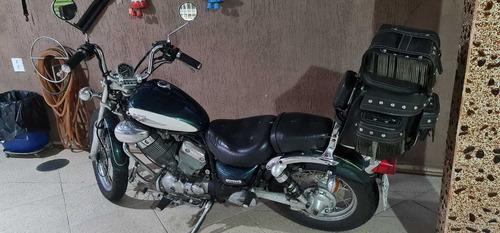 Moto  Virago 535