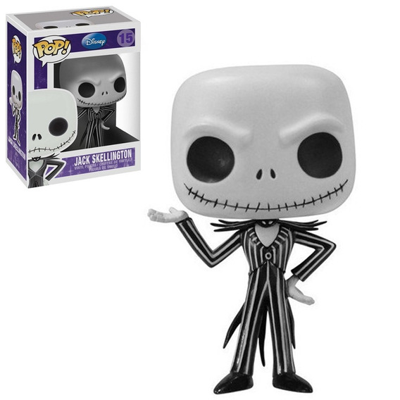 Figura Funko Pop Disney Jack Skellington 15
