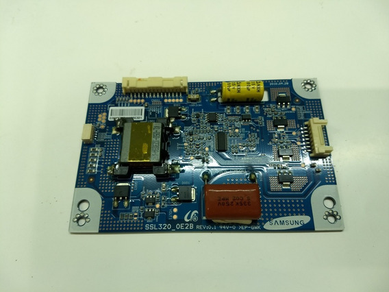 Le3250(b)wda Tv Sti Placa Inverter