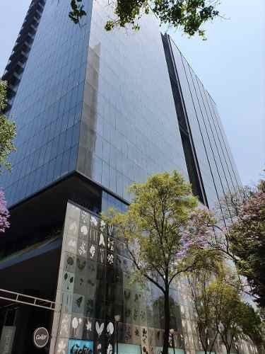 Rento Departamento Torre Magenta-av Paseo De La Reforma