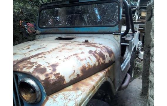 Jeep Ika Mod 1960 !!! Vendo Urgente