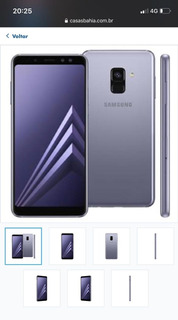 Smartphone Sansung Galaxy A8 Plus Dual