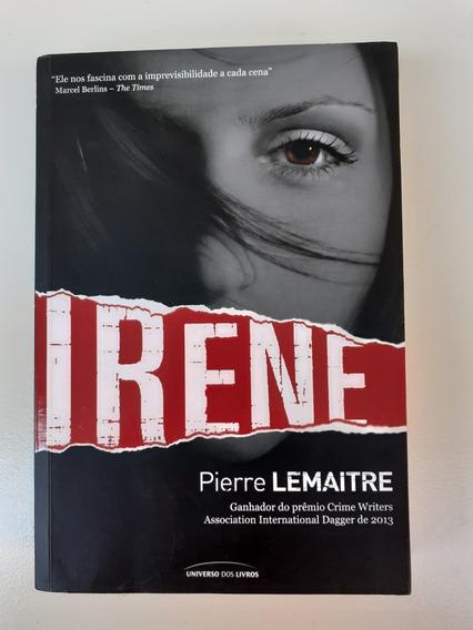 Livro Irene Romance Policial