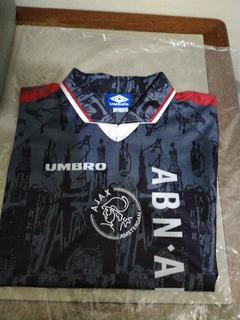 Camisa Umbro Ajax Colecionador Temporada 1997