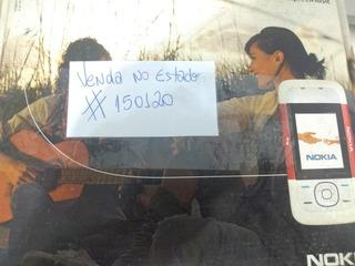 Celular Nokia 5200 Xpressmusic - Para Retirada De Peças