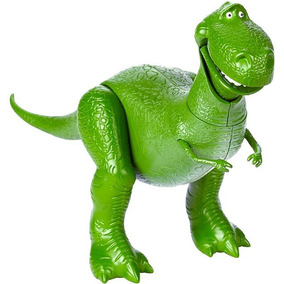 Novo Disney Pixar Toy Story Rex 20 Cm Mattel