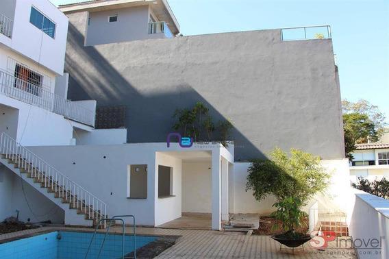 Casa Com 5 Dormitórios À Venda, 570 M² Por R$ 2.315.000 - Jardim São Bento - São Paulo/sp - Ca0602