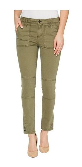 Pantalón Jean Denim Calvin Klein Importado Nuevo Mujer