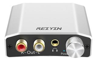 Reiyin Da 01 Digital To Analog Converter Dac Digital Optica