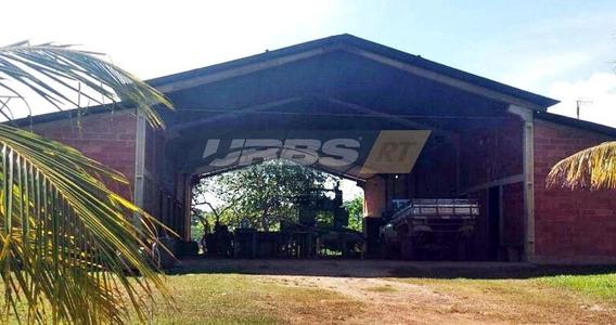 Fazenda Rural À Venda, Parque Industrial Paulista, Goiânia. - Fa0017