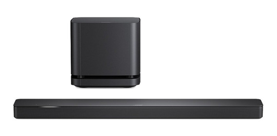 Bose 500 Subwoofer Soundbar + Home Theater + Wi-fi + Alexa