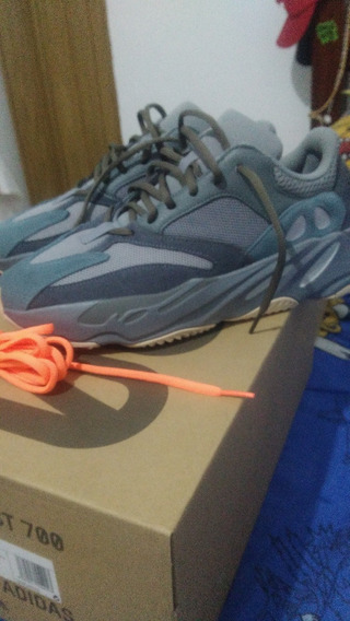 Yeezy Boost 700 Teal Blue 43br/11us (tag Br)
