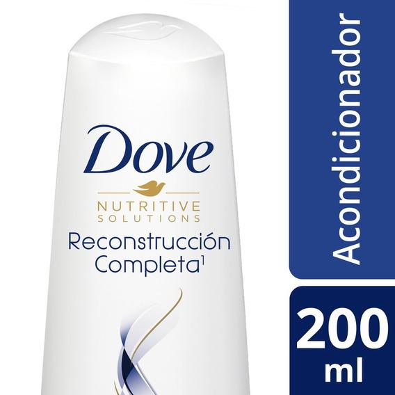 Acondicionador Dove Recontrucción Completa 200ml