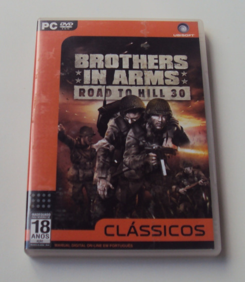 Brothers In Arms: Road To Hill 30 - Original Para Pc