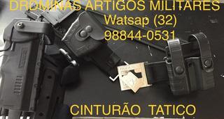 Cinturao De Nylon Com Acessórios - Drdminas