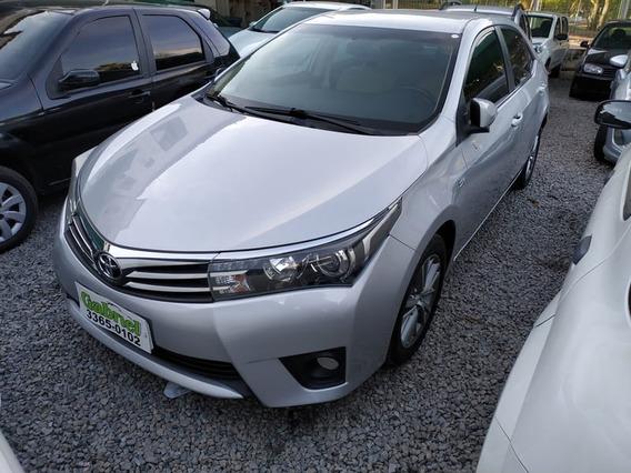 Toyota - Corolla Altis Automático Flex 2015