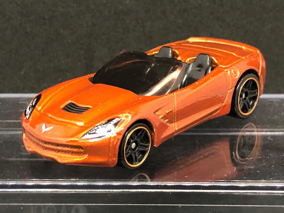 Hot Wheels 14 Corvette Stingray Loose 5 Pack