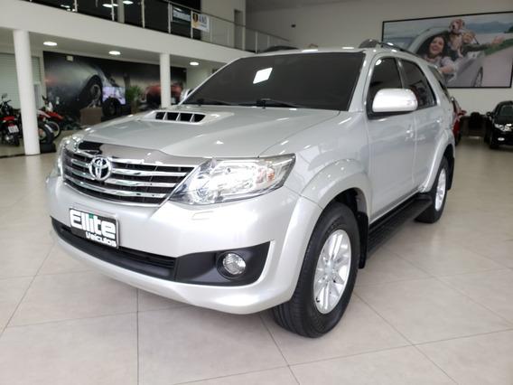 Toyota Hilux Sw4 2.7 16v 4p Sr Automático