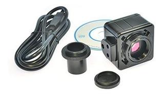 Aihome 50mp Camara Usb Cmos Microscopio Electronico Digital
