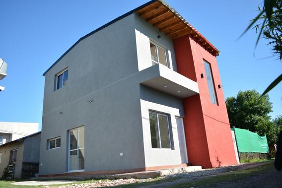 Casa En Venta A Estrenar- Barrio Cerrado. La Fiaca. Moreno.
