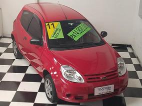 Ford Ka 1.0 Flex 2011 - Promoção Da Semana - Vidro E Trava