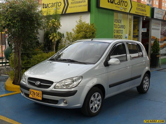 Hyundai Getz Gl 1.4cc Mt