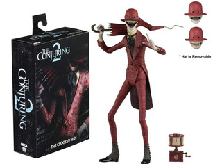 Neca The Conjuring 2 Ultimate Crooked Man Figure