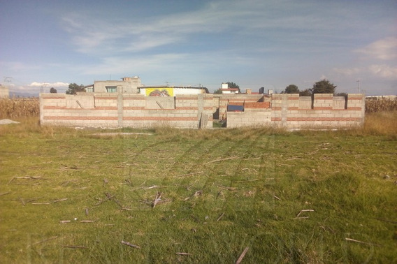 Terrenos En Venta En San Pablo Autopan, Toluca