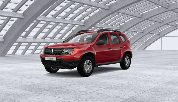 Renault Duster Ph2 Expression 1.6 4x2 0 Km