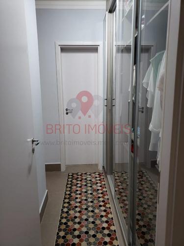 Apartamento Para Venda Em Mogi Das Cruzes, Vila Mogilar, 3 Dormitórios, 3 Suítes, 3 Banheiros, 2 Vagas - 340_1-1535632