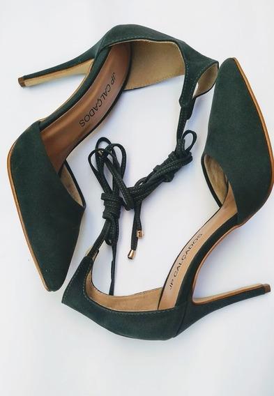 Sapato Feminino Scarpin Amarya