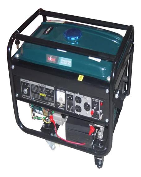 Planta De Luz Generador Gasolina 3000w G3001 Oakland