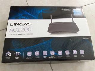 Router Inalámbrico Smart Wi-fi Ea6100 Linksys