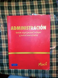Libro Administración Gestión Organizacional