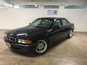 Bmw Serie 7 4.8 750lia At 1998 Blindado