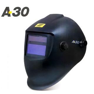 Careta Fotosensible Esab 2 Años De Garantia A-30 Negra
