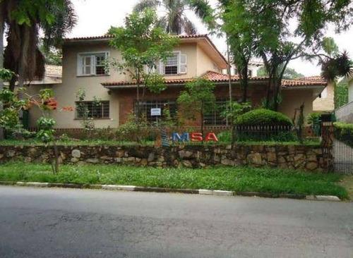 Imagem 1 de 15 de Casa À Venda, 463 M² Por R$ 1.950.000,00 - Alto De Pinheiros - São Paulo/sp - Ca0957
