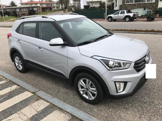 Hyundai Creta 2017 1.6 Gl Connect Automática