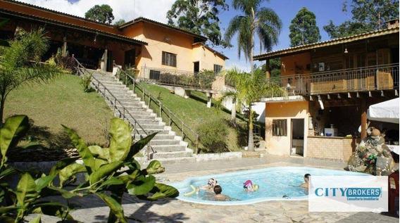 Chácara Com 4 Dormitórios À Venda, 1500 M² Por R$ 530.000,00 - Rancho Grande - Mairiporã/sp - Ch0003
